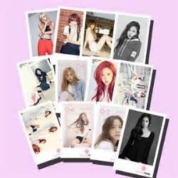 30pcs k pop blackpink square one lomo card photocards