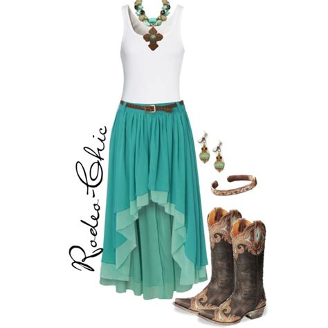 hairstyle on western long skirt images 637 best cowgirl boots and dresses images on pinterest