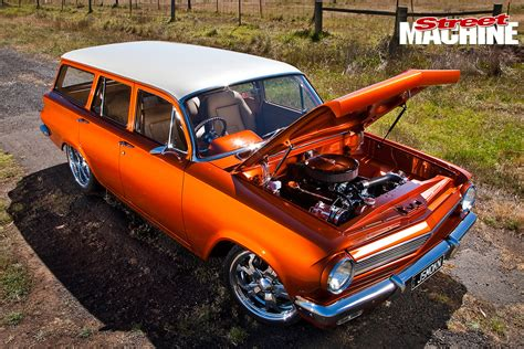 Ej Knapp Can Keep His Car by Stunning 383 Cube Holden Ej Wagon Cruiser