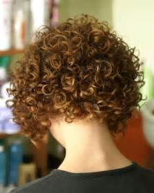 permed stacked hairstyles curley perm bobs hairstylegalleries com