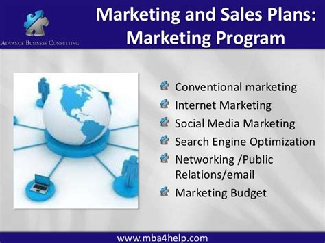 Mba Search Engine Optimization by Business Plan