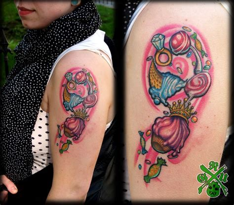 lollipop tattoos by hartstock deviantart on deviantart