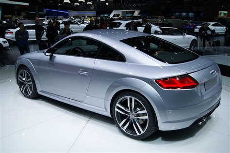 Audi Tt News by New Audi Tt News Price And Specs Pictures Evo