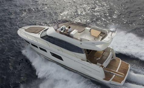 moana boat au prestige 500 fly m y moana i motor bare boat bomiship
