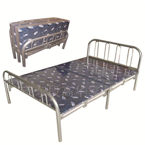 folded bed home source metal folding bed by oj commerce butterfly