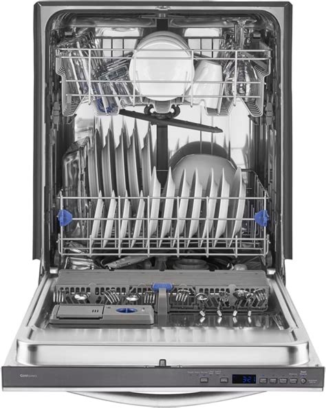 Utensil Rack For Dishwasher by Whirlpool Wdt780saem Fully Integrated Dishwasher With