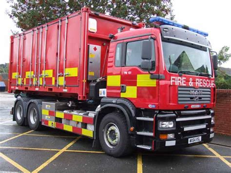 usar service prime mover hereford worcester and rescue service