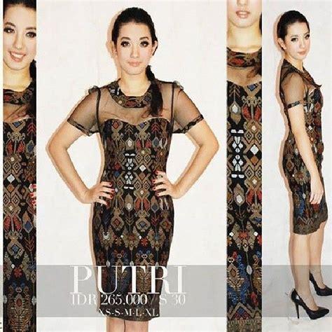 Kain Tenun Batik 27 pin by deviana putri on culture antique kebaya ikat and batik dress