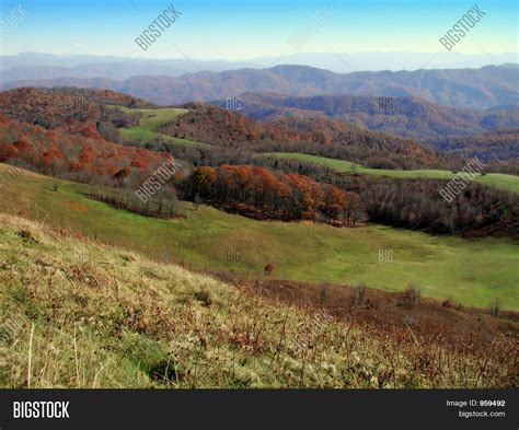 mountain layers max patch image photo bigstock