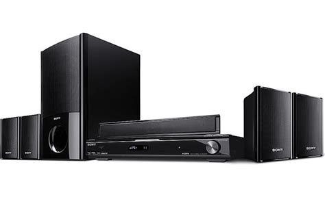 sony hts s360 bravia 174 home theater system for select sony