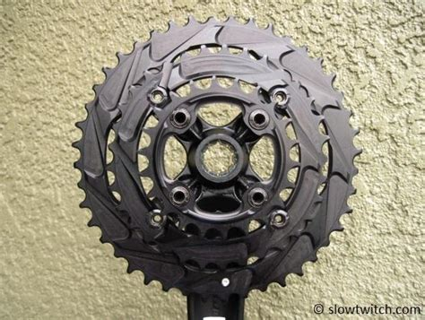 Promo Chainring Bolt Litepro New wickwerks review slowtwitch