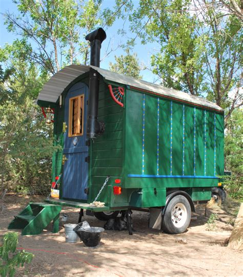 relaxshacks cool lil vardo caravan for sale in