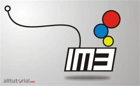 membuat logo im3 cara membuat logo im3 dengan corel draw alltutorial
