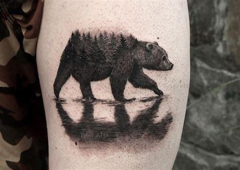 bear tree tattoo best 25 tattoos ideas on arm tattoos