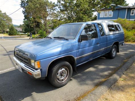 4 cylinder truck 1991 nissan king saanich mobile