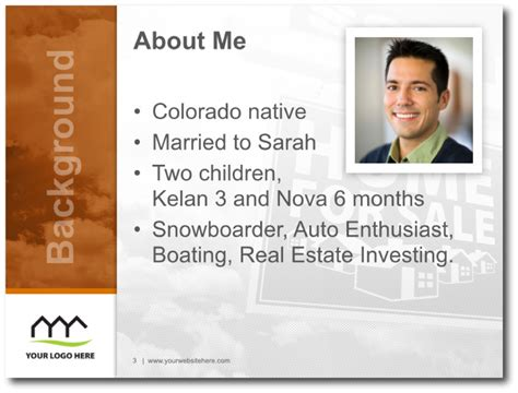 realtor listing presentation template free listing presentation template v2