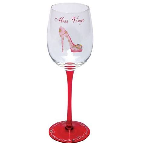 high heels glasses astrology sign wine glasses with stiletto shoes wine
