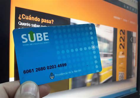 sube gob ar registrar subsidio sol 91 5