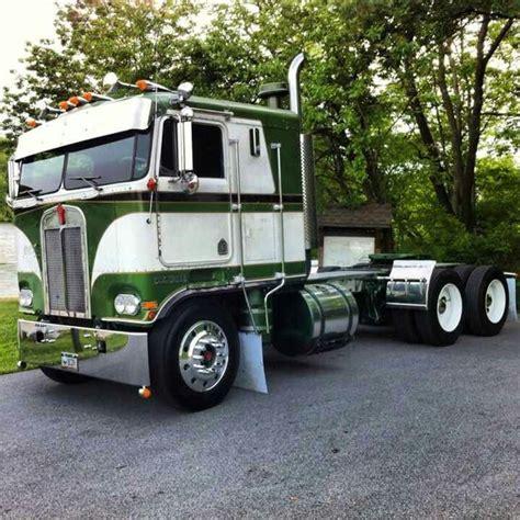 kenworth cabover trucks cabover kenworth truck fanatic pinterest