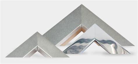cornici in alluminio per quadri alluminio gt smac corninci