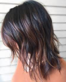 what color highlights for black hair best 25 hair with highlights ideas on