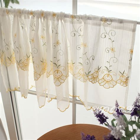 short yellow curtains compare prices on short yellow curtains online shopping
