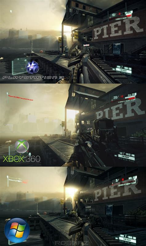 3 crisis analysis one in crysis 2 ps3 vs xbox 360 vs pc stunning hd comparison