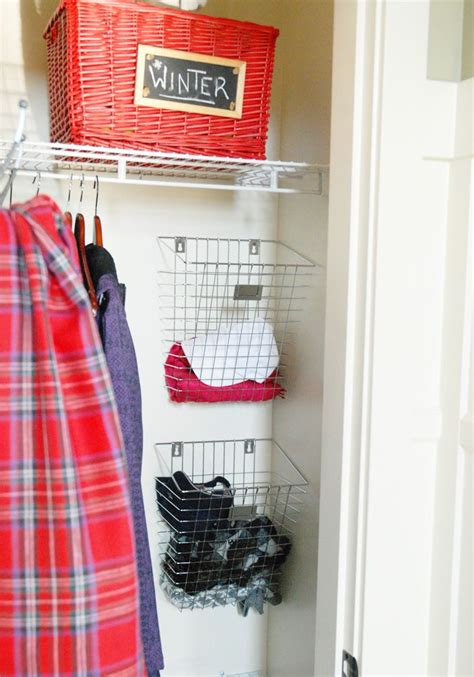 great baskets for the closet organization cleaning
