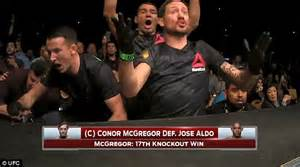 10 years 13 seconds the conor mcgregor story books conor mcgregor and jose aldo cs polarised reactions to