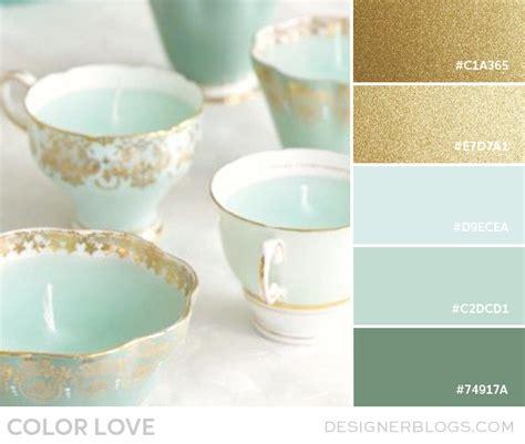 gold robin s egg blue designerblogs