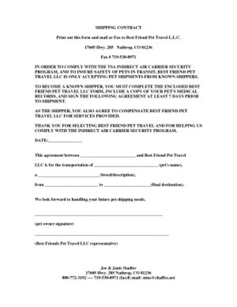 Quote Agreement Letter Contracts Quotes Quotesgram