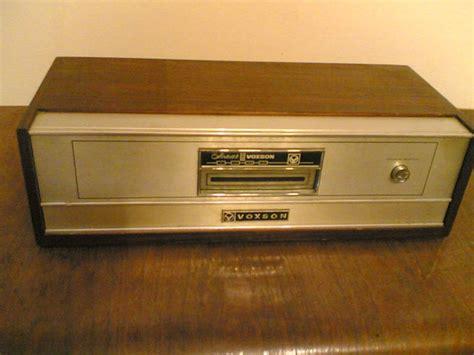 stereo 8 cassette cassette player stereo 8 voxon 1960s catawiki