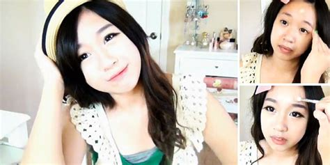 tutorial dandan natural tapi cantik body and mind tutorial makeup korea yang cute dan natural