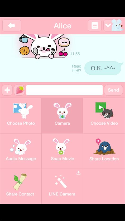 theme line android little twin star applefreeapps theme line free