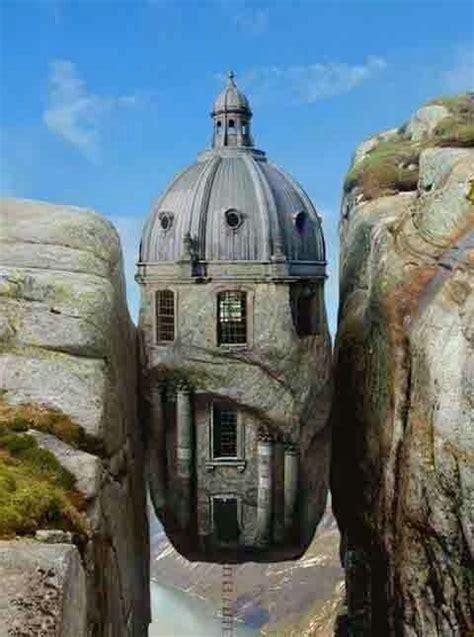 house between two rocks house between two rocks homes pinterest
