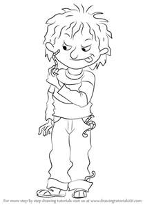 Horrid Henry Free Colouring Pages Horrid Henry Coloring Pages