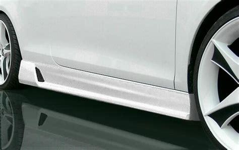 Kotflügel Lackieren Kosten Golf 5 by Xtr Seitenschweller Vw Golf 5 Spoiler Shop
