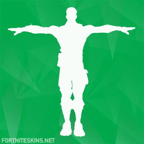pose dance emotes fortnite skins