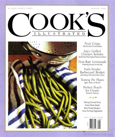 cook s illustrated oldmags com cook s illustrated july august 1998