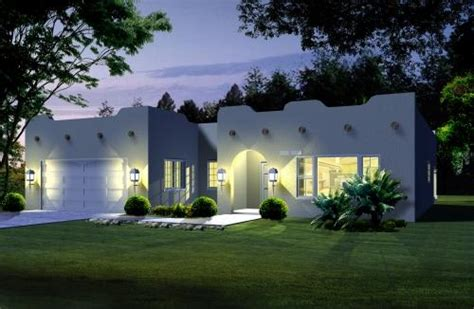 Santa Fe Home Designs by Browse Monster House Plans For Stylish House Plans Amp Designs