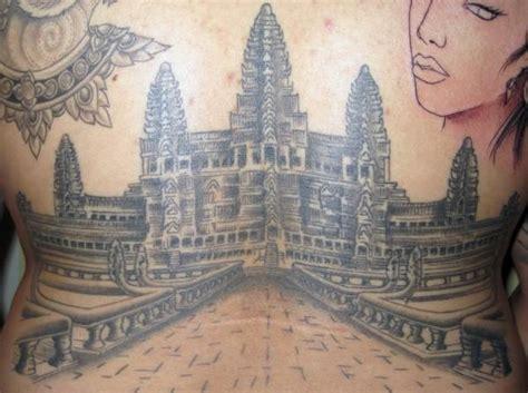 angkor wat tattoo angkor wat khmer tattoos