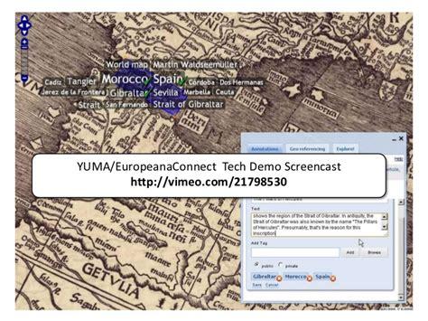 collaborative media annotation  yuma