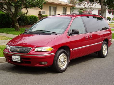 automotive service manuals 1998 chrysler town country electronic valve timing 1998 chrysler town and country caravan voyager manual