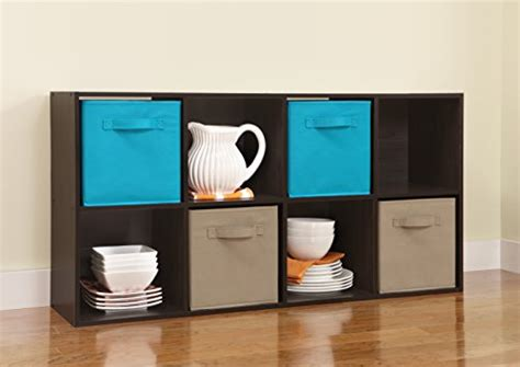 Where Can I Buy Closetmaid Closetmaid 8998 Cubeicals Organizer 8 Cube Espresso