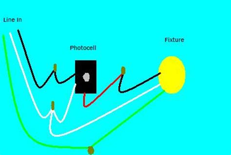 wiring diagram for dusk to sensor wiring get free