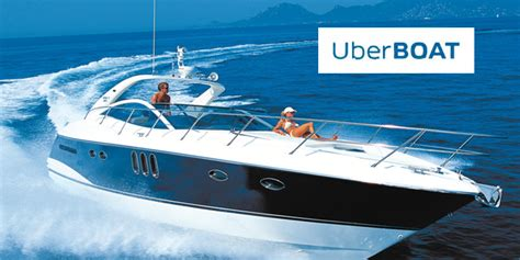 uber boat uber lance son nouveau service uber boat et part 224 la