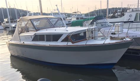 boat transport louisville ky 1971 chris craft catalina power boat for sale www