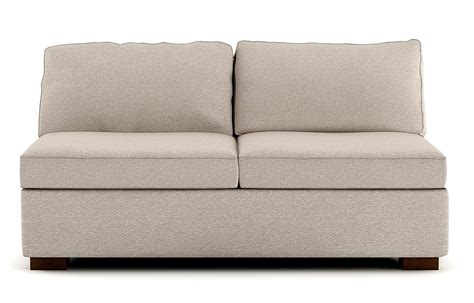 armless sofa bed armless sofa bed viesso