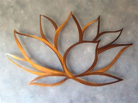 lotus with latina accents tattoos art of life lotus flower metal wall art lotus metal art home decor