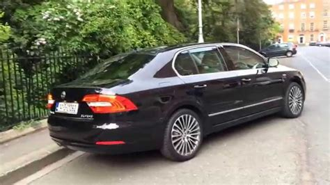 skoda superb laurin skoda superb laurin klement walkaround